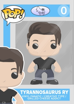 Pop Toy template