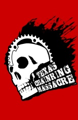 TX Chainring Massacre Punk