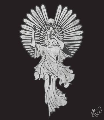 Angel of Bass Hall